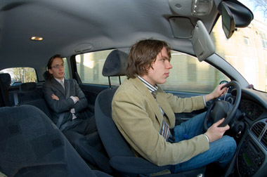 Driving Fear Companion