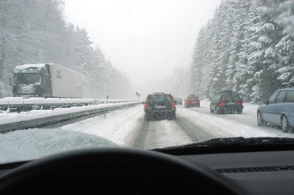 Driving Bad Weather
