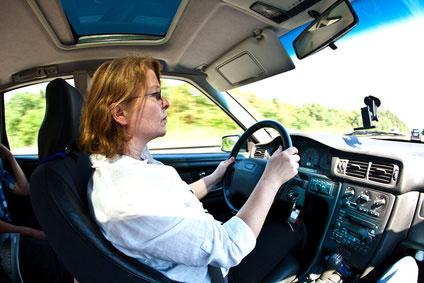 Panic Attack Driving