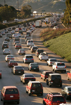 Fear of Driving on Freeway